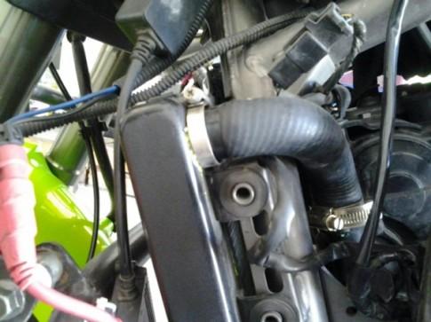 Ống giải nhiệt Samco Sport cứu tinh cho những xe giải nhiệt chất lỏng