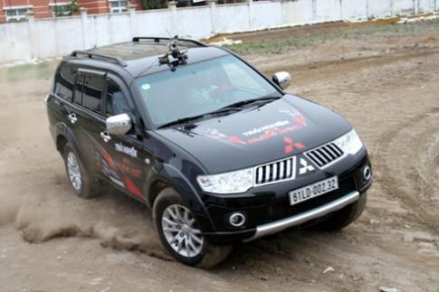 Pajero Sport - kỳ vọng của Mitsubishi