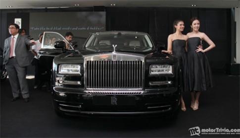 Phantom 2013 co gia 1,3 trieu USD tai Thai Lan