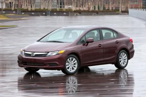 Phía sau thất bại của Honda Civic 2012