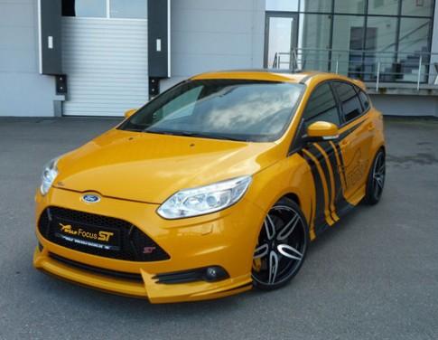 Phong cach moi cho Ford Focus ST 2013
