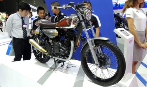 Resonator 125 - 'ban giao huong' cua Yamaha tai Viet Nam
