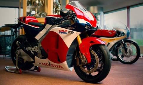 Siêu phẩm đường phố Honda RC213V-S giá 200.000 USD