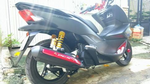 Super Scooter Honda PCX với loạt đồ chơi nổi bật