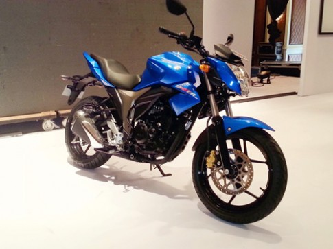 Suzuki Gixxer 150 - nakedbike gia re tai An Do