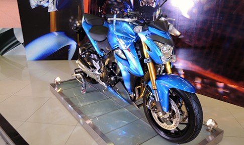 Suzuki GSX-S1000 ABS chinh hang