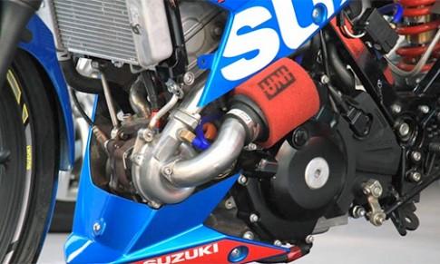 Suzuki Satria F150 do tang ap tai Indonesia