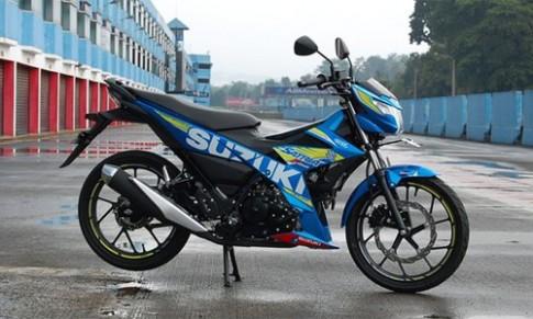 Suzuki Satria F150 Fi moi gia tu 1.600 USD