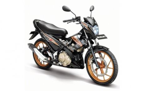 Suzuki Satria FU 150 2015 gia tu 1.400 USD
