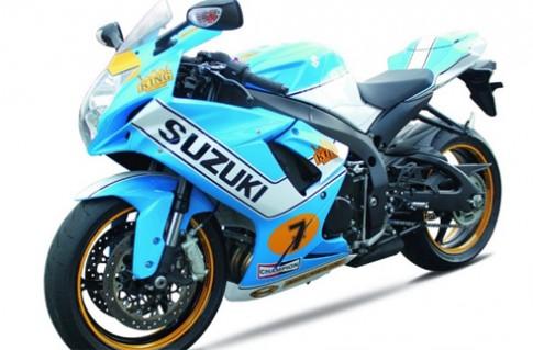 Suzuki tung GSX-R phien ban dac biet