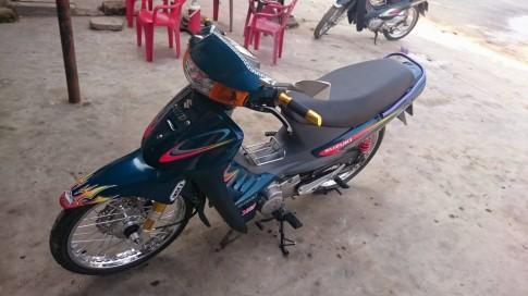 Suzuki Viva do cua mot huyen thoai