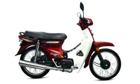 SYM E-Smart 110 - 'ban sao' Honda Dream gia 800 USD