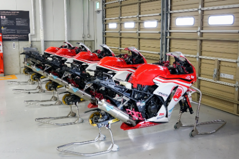 Tay đua Việt Nam lên ngôi tại giải đua Motor châu Á ARRC