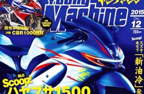 'Than gio' Suzuki Hayabusa 1.500 phan khoi sap trinh lang