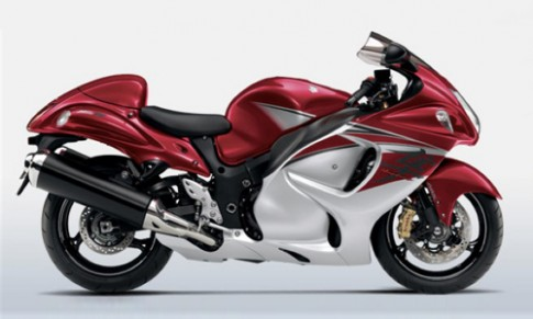 'Than gio' Suzuki Hayabusa 2016 co gia 24.300 USD