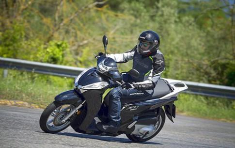Them anh Honda SH 300i ABS 2016