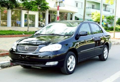 Toyota mất ngôi vị số 1 tại Việt Nam