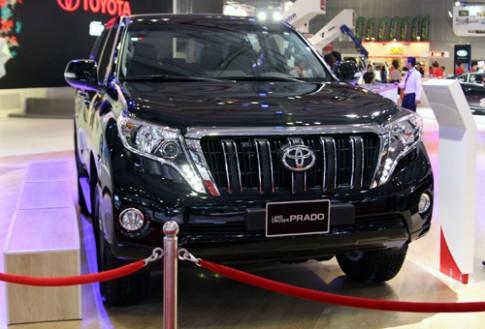 Toyota Prado 2014 ve Viet Nam
