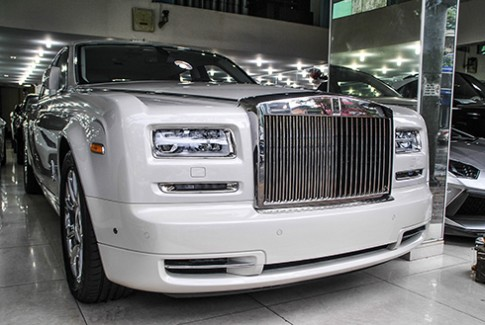 Ve dep Rolls-Royce Phantom Series II cua dai gia Sai Thanh
