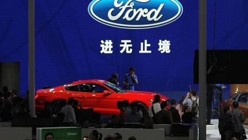 Vi sao Ford thanh cong o Trung Quoc?