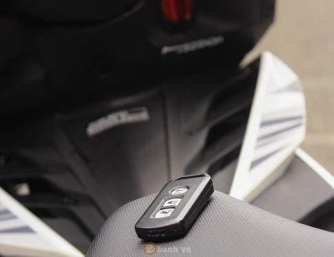Winner 150 dang cap hon khi trang bi Honda SmartKey V3 tai Sai Gon Shop.