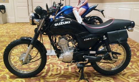 Xe do Suzuki GD110 o Sai Gon