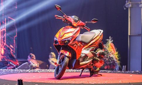 Xe may thu 20 trieu cua Honda Viet Nam