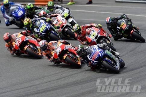 Xếp thứ 11 chung cuộc là thành tích đua QP thấp nhất của Lorenzo kể từ Assen năm 2013