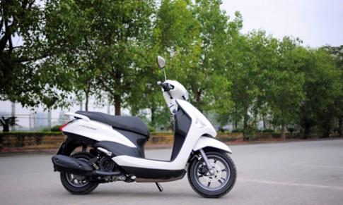 Yamaha Acruzo tiêu thụ xăng thế nào?