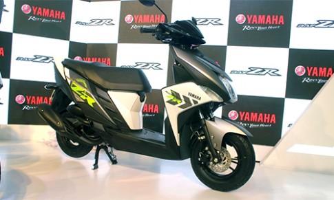 Yamaha Cygnus Ray-ZR 2016 - xe ga thể thao mới