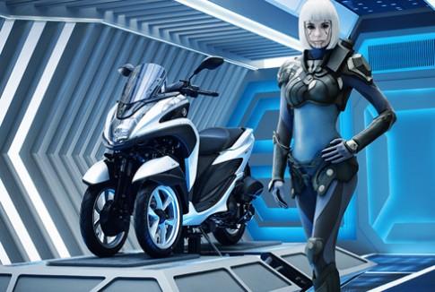 Yamaha dua xe ga moi vao Viet Nam cuoi 2014