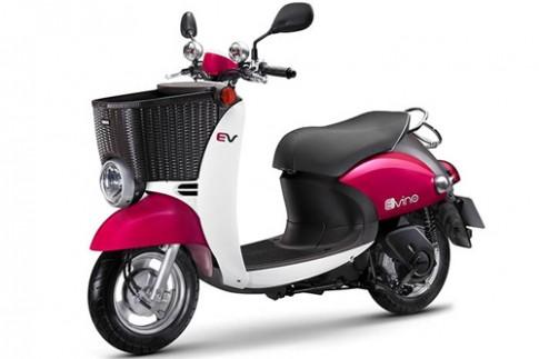 Yamaha e-Vino - scooter điện giá 1.900 USD