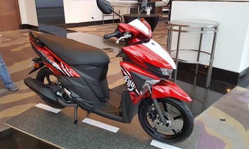 Yamaha Ego Avantiz giá 1.400 USD - đối thủ Suzuki Address