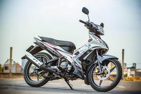Yamaha Exciter 135 nhap Thai gia 66 trieu tai Viet Nam