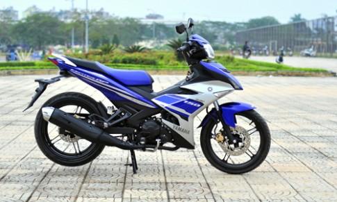 Yamaha Exciter 150 2016 - thay đổi nhẹ giá không đổi