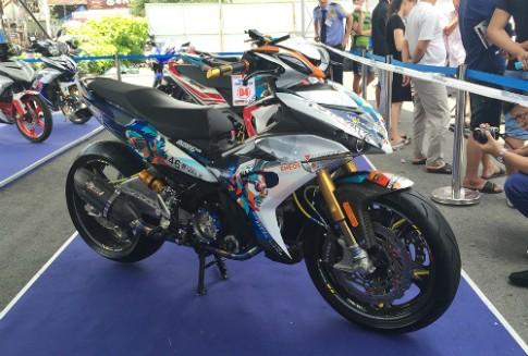 Yamaha Exciter độ giá 1 tỷ tại Việt Nam