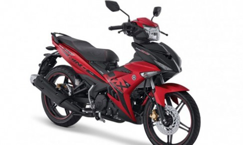 Yamaha Exciter them 4 mau moi canh tranh Winner