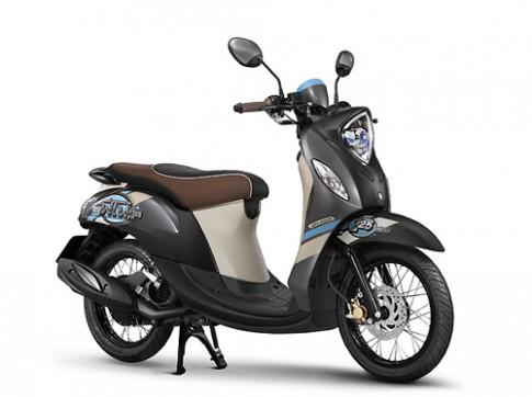 Yamaha Fino 125 2015 giá từ 1.280 USD tại Thái Lan