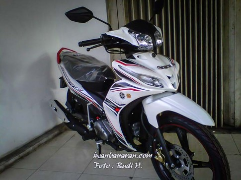Yamaha Jupiter Z1 2013