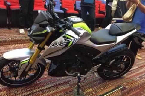 Yamaha M-Slaz - nakedbike moi 150 phan khoi