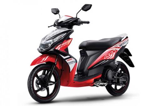 Yamaha Mio 125i 2014