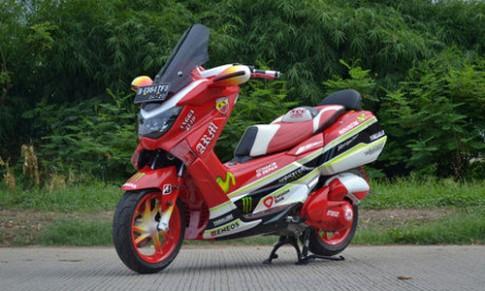 Yamaha N-MAX độ lạ ở Indonesia
