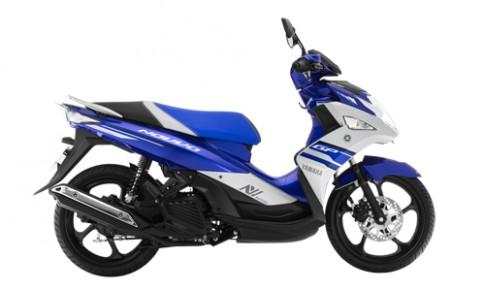 Yamaha Nouvo 2016 - nang cap de canh tranh Air Blade