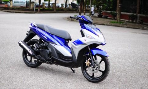 Yamaha Nouvo moi va Air Blade - cuoc chien khong hoi ket