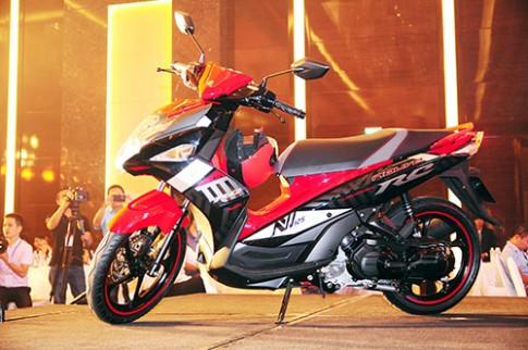 Yamaha Nouvo the he moi trinh lang tai Viet Nam