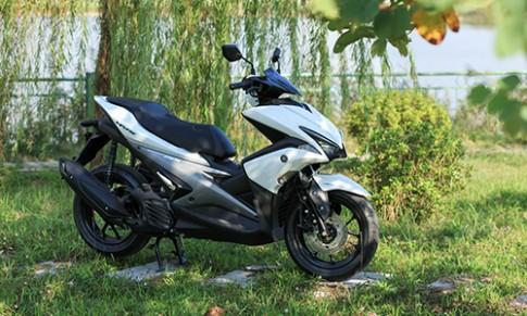 Yamaha NVX mo canh tranh Honda SH moi tai Viet Nam