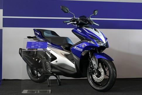 Yamaha NVX ra mat - tuong lai moi cua Nouvo