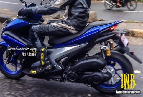 Yamaha NVX – xe ga moi tai Viet Nam
