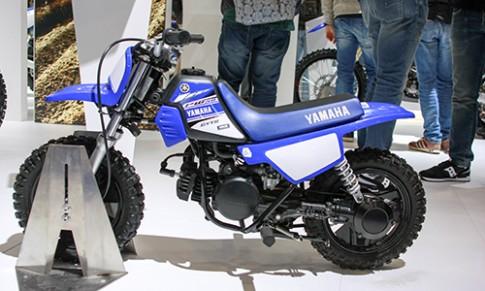 Yamaha PW50 - cao cao cho tre em gia 1.700 USD