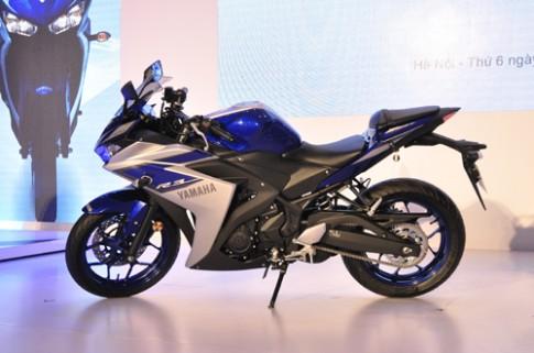 Yamaha R3 giá 150 triệu đồng tại Việt Nam